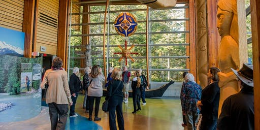 Visit to Squamish Lil'Wat Cultural Centre