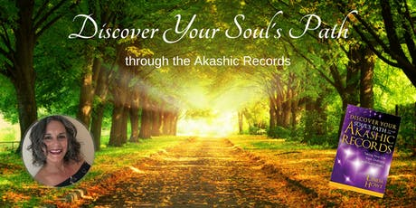 Discover Your Soul's Path through the Akashic Records (Canmore) tickets