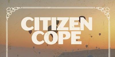 Citizen Cope at The Capitol Theatre (December 26, 2019)