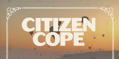 Citizen Cope at The Paramount (December 27, 2019)
