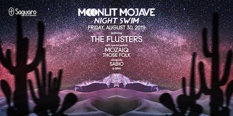 "The Saguaro Palm Springs presents ""Moonlit Mojave"" Night Swim  tickets"
