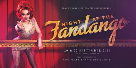 Night at the Fandango tickets
