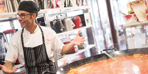Book a Corporate Christmas Cooking Class