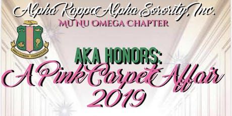 A Pink Carpet Affair tickets