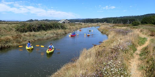 Canoe the Slough