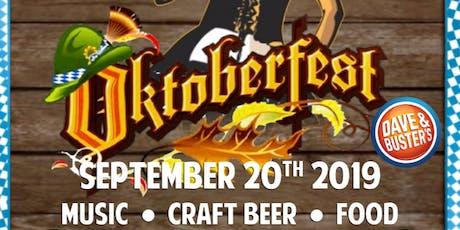 D&B Carlsbad Oktoberfest  tickets