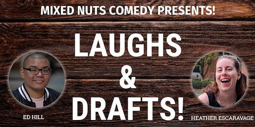 Laughs & Drafts @ Moody Ales