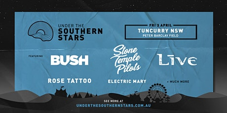 CANCELLED: Under The Southern Stars - Tuncurry tickets