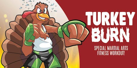 Turkey Burn Workout tickets