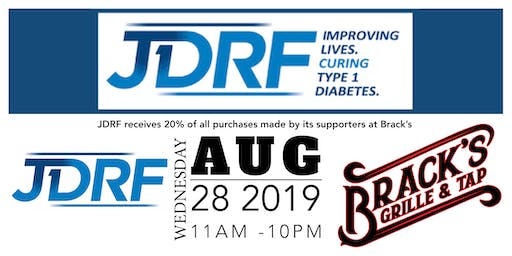 Brack's Fundraiser for JDRF