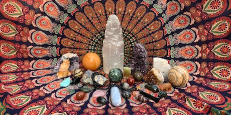 ☼☼☼ Crystals 101 with Yuli ☼☼☼ tickets