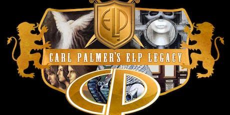 Carl Palmer's ELP Legacy tickets