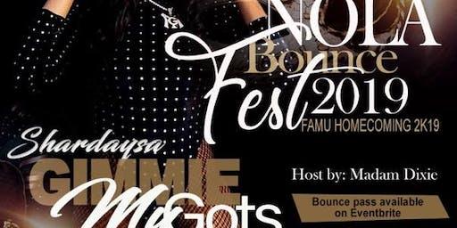 "GIMMIE MY GOTS ""SHARDAYSA"" NOLA BOUNCE FEST FAMU H"