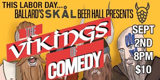 The Original Vikings of Comedy Show
