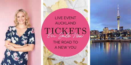 The Road To a New You With Natali Brown - Auckland tickets