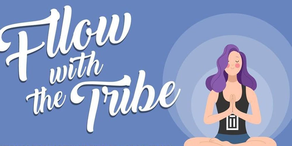 Just Flow with the Tribe - Yoga at Tribus Beer Co  on