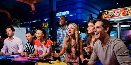 Medicare Double Header at Dave & Busters tickets