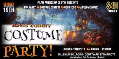 Davis County Costume Party 2019
