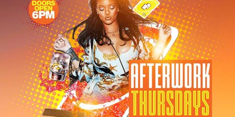 """FCUK THE WEEKEND"" Afterwork Thursday Happy Hour (Free Entry) tickets"