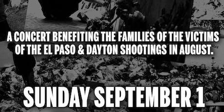 EL PASO & DAYTON BENEFIT tickets
