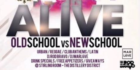 MARL6VE & LINDOR ENTERTAINMENT PRESENTS : ALIVE OLDSCHOOL vs NEWSCHOOL tickets