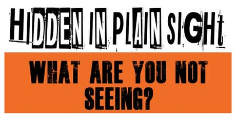 HIDDEN IN PLAIN SIGHT BETHEL tickets