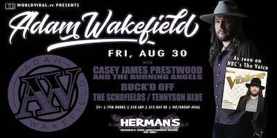 Adam Wakefield_C. J. Prestwood & Br. Angels_Buck'd Off_Schofields_Tenn Blue
