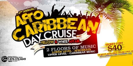 2nd Annual Afro-Caribbean Day Cruise tickets