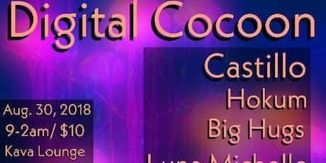 Digital Cocoon with Castillo tickets