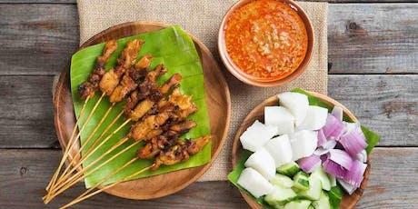 Malaysian Street Food tickets