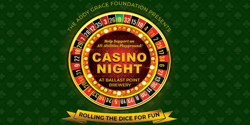 Casino Night Fundraiser 2019