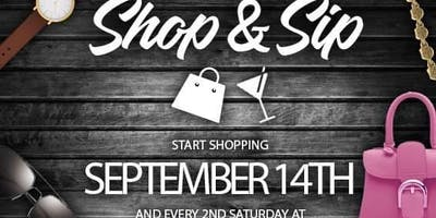 Shop & Sip Tampa 6th Edition