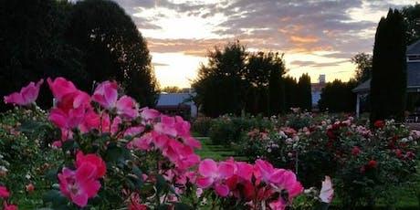 Twilight Forest Bathing in a Rose Garden tickets