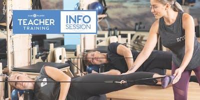 Teacher Training Info Session