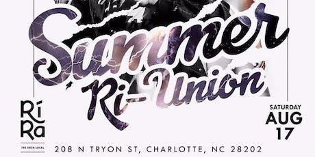 Summer Ri-Union tickets