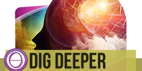 ThetaHealing: Dig Deeper tickets