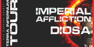 Imperial Affliction with Diosa at the House of Bards