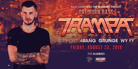 Bass Camp's Pre-Burn Bass ft. Trampa tickets