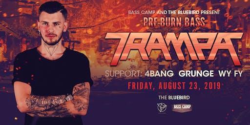 Bass Camp's Pre-Burn Bass ft. Trampa