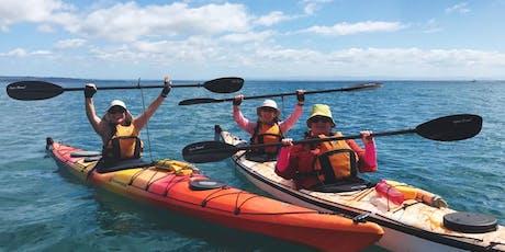 Women's Easy Sea Kayaking: Saturday 18th January  tickets