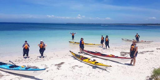 Women's Easy Sea Kayaking: Saturday 7th March