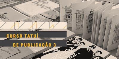 CURSO TATUÍ DE PUBLICAÇÃO turma 3