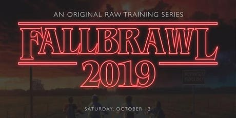 FALL BRAWL 2019 - PARTNER COMPETITION tickets