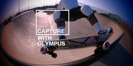 """Action Photo Workshop"" Sponsored By Olympus! entradas"