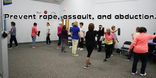 Women's Self-Defense Class (Sayville Library)