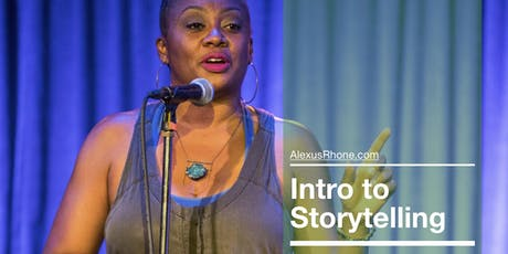 Intro to Storytelling tickets