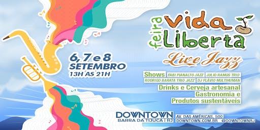 Feira Vida Liberta - Live Jazz