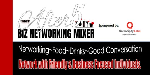 After5 Biz Networking Mixer (White Plains, NY)