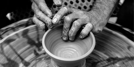 Get Dirty with Clay at Karma Collab Hub (Wheel Throwing) tickets