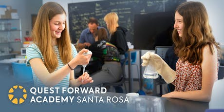 Quest Forward Academy Open House - October 24, 2019 tickets